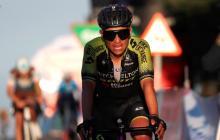 """""""Fue un error tratar de mantenerme con los mejores"""": Esteban Chaves"""