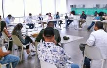 Realizarán censo de invasores en Cerros de Albornoz, en Cartagena