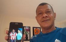 """""""Esta foto me la regaló EL HERALDO y la guardo con cariño"""": Didí Valderrama"""