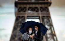 La calma y la resignación se imponen en el reconfinamiento en Francia