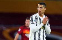 Cristiano Ronaldo podría reaparecer con la Juventus en el duelo contra el Spezia.