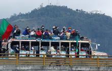 La minga de la semana pasada, que llegó hasta Bogotá, pedía respeto a la vida de los pueblos ancestrales.