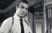 Sean Connery en 10 películas