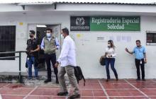 Asignan fiscal a investigación de Registraduría de Soledad