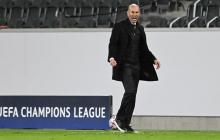 """Zinedine Zidane aseguró que el Real Madrid """"siempre aspira a ganar la Champions League""""."""