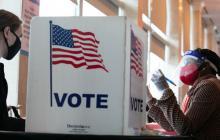 EE.UU. acude de forma desigual a las urnas con esperanza, ansiedad y cautela