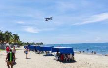 183.428 personas han visitado las playas en Santa Marta desde su reapertura