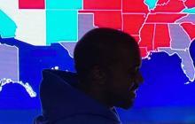 Kanye West pierde elecciones en EEUU y anuncia su candidatura para el 2024