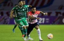 Junior 0, Plaza Colonia 0: menos mal que el rival era manso