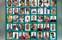 Policía lanza cartel de los 40 más buscados en Cartagena