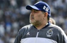 El técnico de Gimnasia y Esgrima de La Plata se encuentra internado desde el pasado lunes.