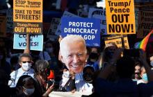 Voto por correo y pandemia, claves en el voto demócrata