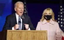Joe Biden proyecta ganar Pensilvania y las elecciones presidenciales de 2020