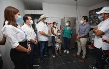 Minminas visitó a beneficiarios de Caribe Eficiente en Montería