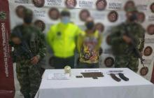 Capturan a hombre cuando transportaba armamento ilegal en Córdoba