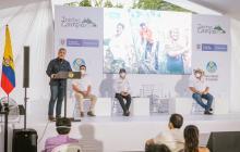 Presidente Duque firmó contrato con productores agrícolas de Córdoba