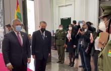Estamos fortaleciendo relaciones para sacar la Carta Ambiental Andina: Duque