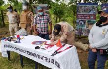 Montes de María tienen tres nuevas zonas libres de minas antipersonas