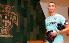 Ronaldo, apto para destronar al iraní Alí Daei