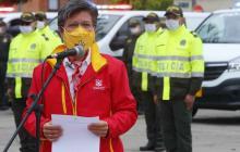 """Con tutela piden a Claudia López retractarse por declaraciones """"xenófobas"""""""