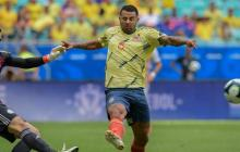 Edwin Cardona regresó, después de 16 meses, a ser llamado a una convocatoria de la Selección Colombia.