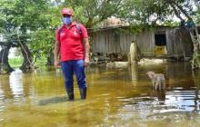 Más de 15 mil damnificados deja la temporada de lluvias en Sucre