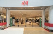 Tienda de H&M en el centro comercial Viva B/quilla.