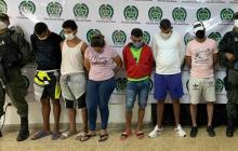 Este era el accionar criminal de 'los Costeños Cachimberos' en Soledad