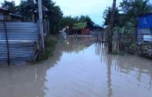 Lluvias y vientos afectan al Golfo de Morrosquillo