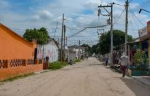 'Lluvia de piedras' asusta en Malambo