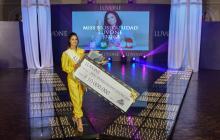 Miss Universe Colombia tiene reina de la Bioseguridad