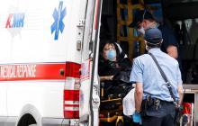 En video   EE.UU. entra en tercera ola de pandemia con 140.000 casos diarios