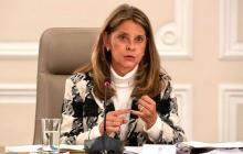 Marta Lucía Ramírez comparó a Álvaro Uribe con Jesucristo