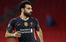 Mohamed Salah da positivo en Covid-19 en Egipto