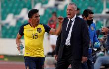Ecuador sufre tres bajas por Covid-19 para el partido contra Colombia