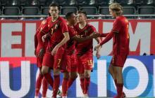 Martínez espera contar con el jugador del Inter de Milán Romelu Lukaku, que se perdió con su club el último duelo contra el Real Madrid por molestias en un muslo.