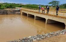 Lluvias en la Alta Guajira generan escasez de alimentos