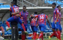 Unión venció 1-0 al Real San Andrés