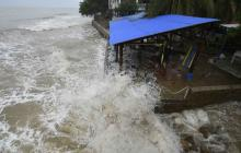 En video | Iota causa graves daños en 17 municipios del Atlántico