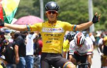 El pedalista se quedó con el triunfo con marca de 3 horas, 39 minutos y 4 segundos de carrera.