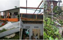 Lo más trágico de Iota en las islas se vivió en la madrugada: Ideam