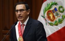 Constitucional de Perú evalúa dar la razón a Vizcarra contra su destitución