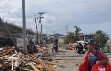 En video   Instalarán 3.000 carpas para habitantes de Providencia