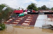 Chocó, la otra cara de las inundaciones por las fuertes lluvias