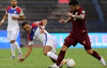 Venezuela gana 2-1 su primer partido y sacude su mala racha ante Chile