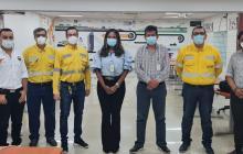 Reunión de mintrabajo en Cerrejón para mediar en el conflicto laboral