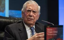 """Que el español no sea lengua vehicular es una idiotez sin límites"": V. Llosa"