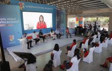 13 mil estudiantes del Atlántico, en la primera feria virtual vocacional