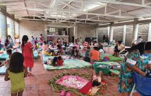Promueven campaña de solidaridad por Uribia ante lluvias