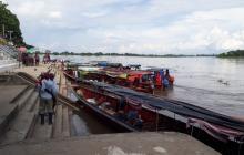 Declaran alerta Roja en El Banco, Magdalena por alto nivel del Río